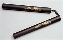 Children's Rubber Foam Nunchaku